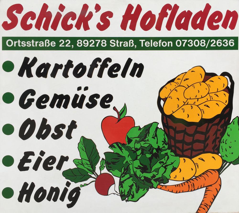 Schick's Hofladen